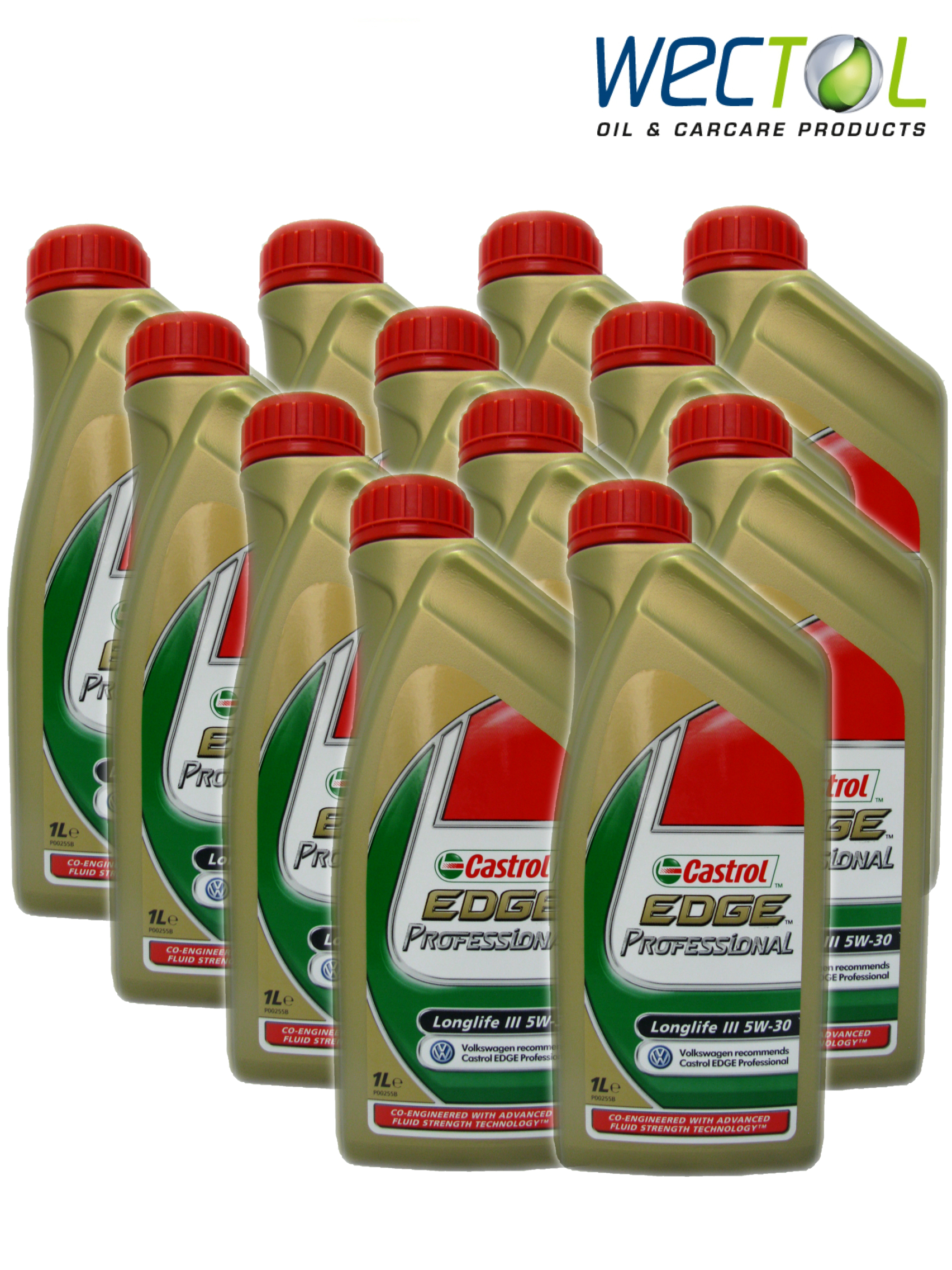 12x1 liter castrol edge professional longlife iii 5w30. Black Bedroom Furniture Sets. Home Design Ideas