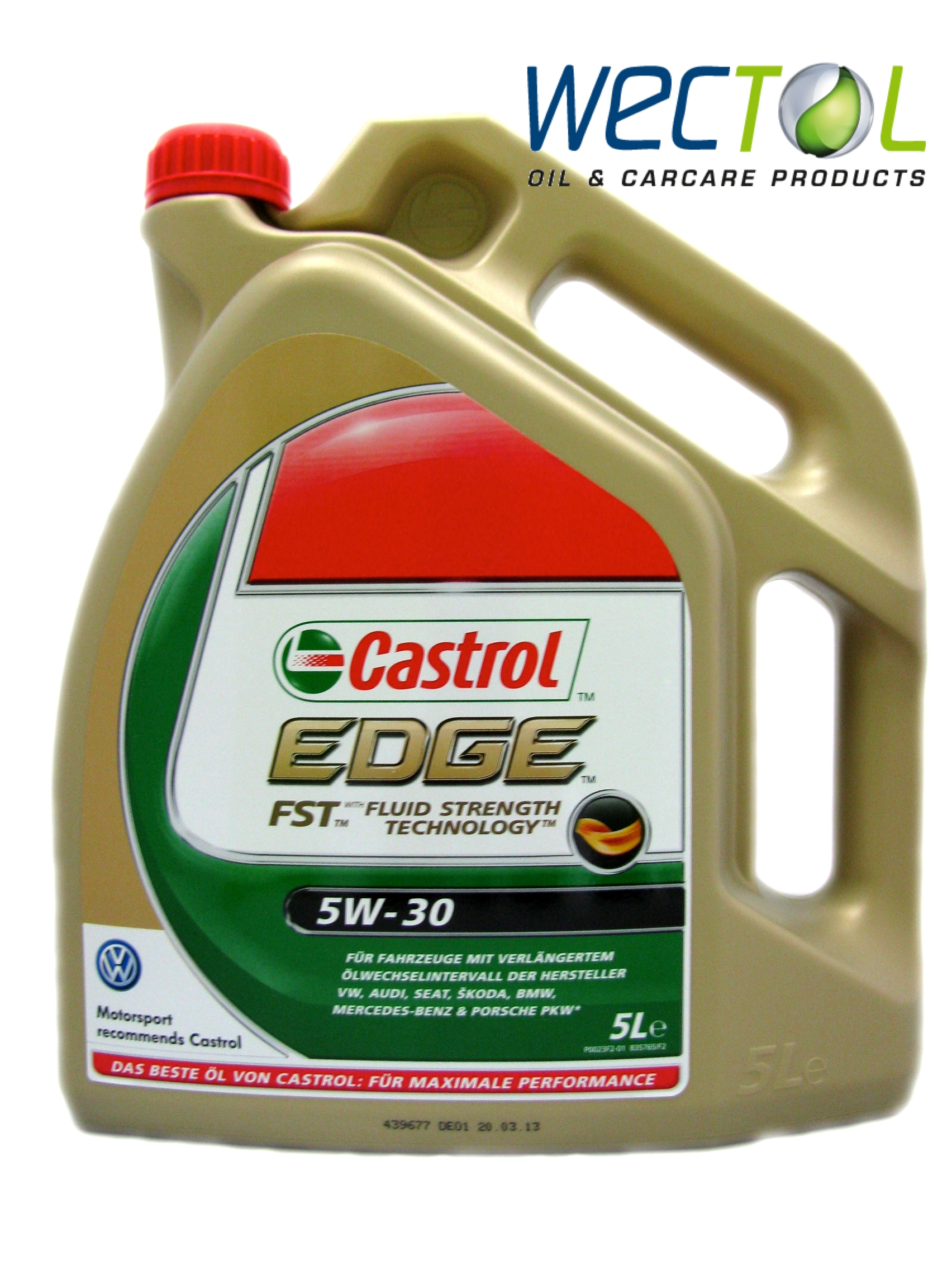 castrol edge 5w 30 motor l 5w30 longlife ll 04 fst 5 liter. Black Bedroom Furniture Sets. Home Design Ideas