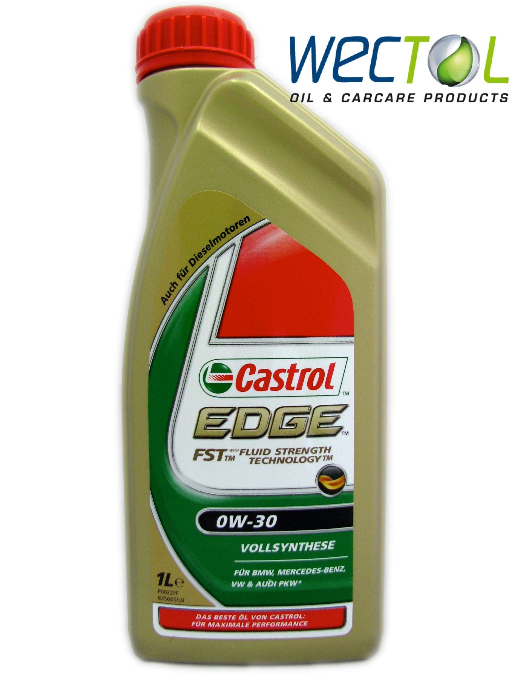 Castrol-FST-0W-30-Longlife-BMW-MB-VW-0W30-Honda-C3-Motoroel-LL04